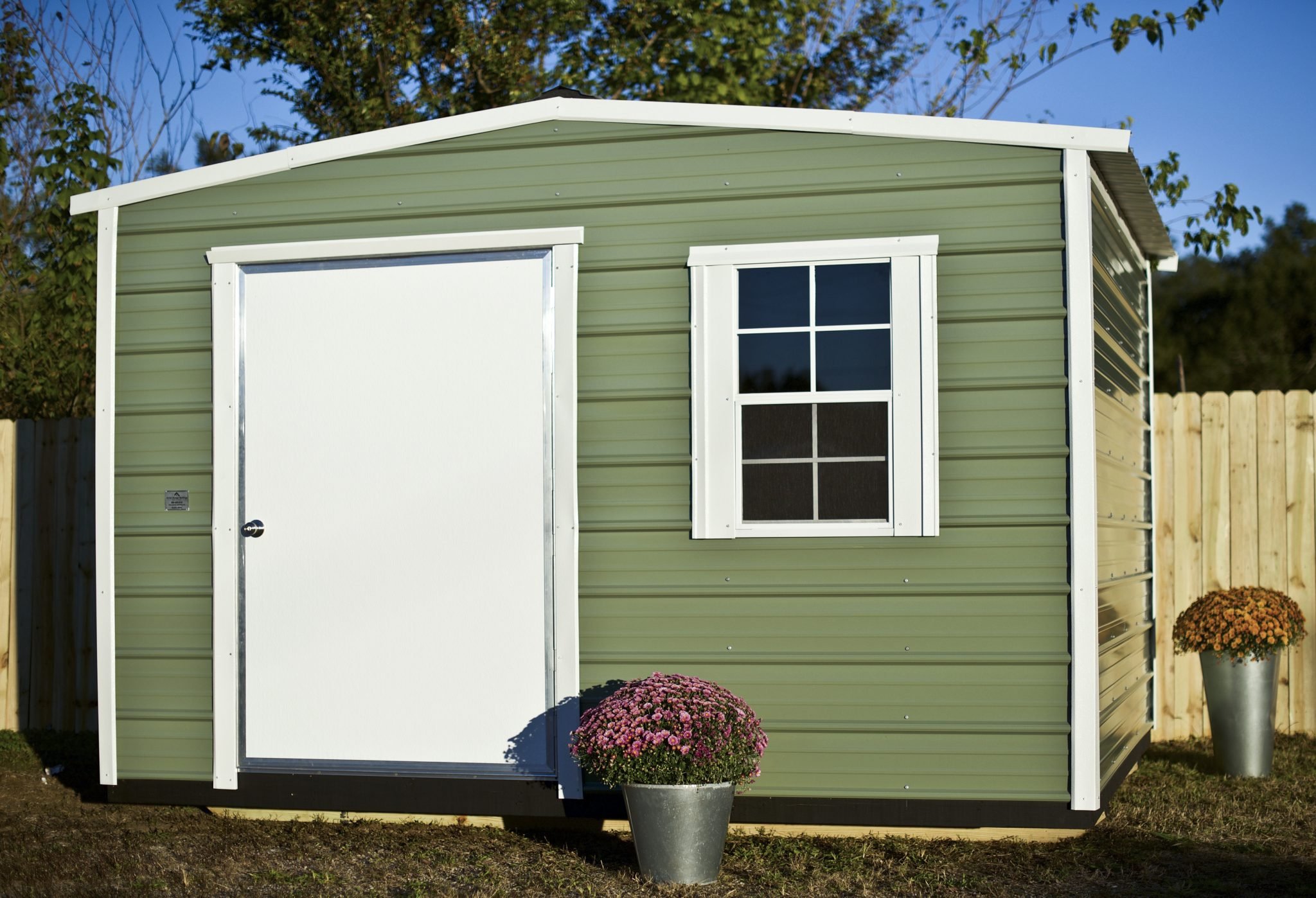 Traditional Storage Buildings | Portable Utility Sheds ...